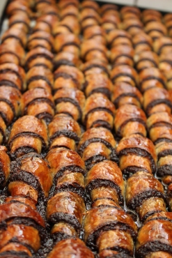 Rugelach - Traditional Jewish Cookie